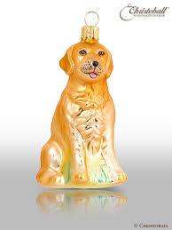 Weihnachtsform Hund Golden Retriever