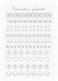 Cornicette E Disegni A Quadretti Cross Stitch Patterns Etc