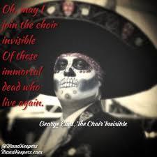 Dia Quote Fascinating El Dia De Los Muertos Quote Dia De Los Muertos Quotes QuotesGram