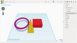 Free 3D modeling software #1: TinkerCAD