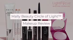 Mally Circle Of Light Mally Beauty Circle Of Light Review Tutorial