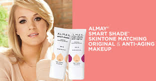 carrie underwood is the new face of almay get an exclusive sneak k at her caig page 8