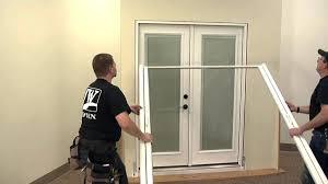 replace screen door rollers screen door rollers french replacement storm with retractable insect screens patio doors