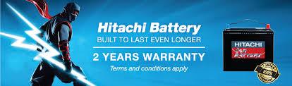 hitachi battery. hitachi battery launch - 21 may 2015