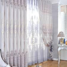 jacquard fabric insulated sliding glass door curtains insulated door curtain