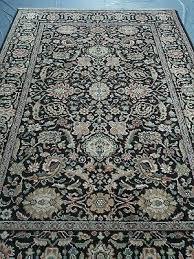 6 x 9 authentic karastan williamsburg wool rug american made excellent