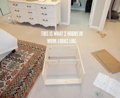 ikea hack tarva dresser diy. Ikea Rast Tarva Nightstand Hack Livelovediy Diy Makeover With Weathered Gray Wood Stain Sunbleached And Dresser Drawer Night Tables Metal Cabinet White