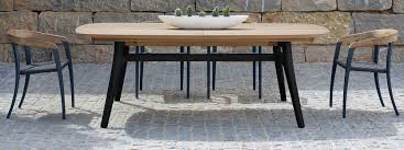 garden dining tables. Interesting Dining Royal Botania Outdoor Dining Furniture  JIVE Contemporary Garden  Chair U0026 ZIDIZ Modern And Tables