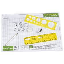The goal is fresh food from your. Garden Design Kit Drafting Tools And Graph Paper Garden Tutor