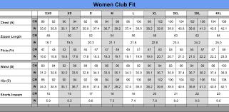 46 Punctual Womens Golf Club Length Chart