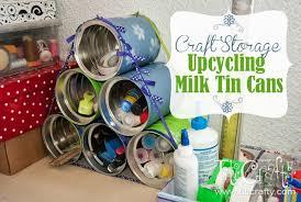 diy baby milk cans ideas