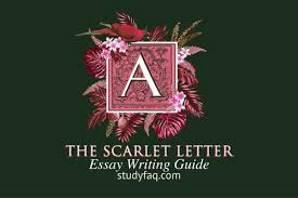 the scarlet letter essay writing guide com the scarlet letter essay writing guide
