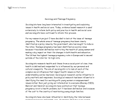 teenage pregnancy introduction essay an intro to teen pregnancy in essays