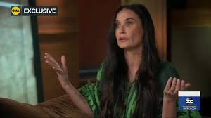 Demi Moore says she almost DIED during drug seizure and 'saw the light'  just like in her movie Ghost