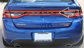 Dodge Durango Esp Bas Light 2014 Dodge Durango Led Tail Light Dodgeforum Com