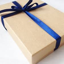 Decorative Gift Boxes With Lids Gift box gift boxes with lid large gift box A100 kraft brown 13