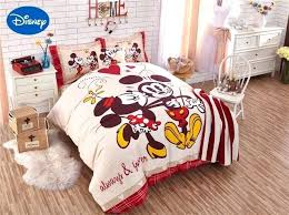 Minnie Mouse Queen Comforter Set Comforter Mouse Bedroom Set Also ...