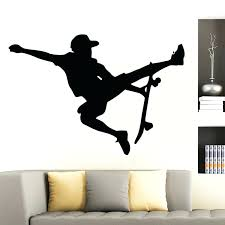 skateboard wall art skateboard wall decals and get free on skateboard wall stickers skateboard wall art nz