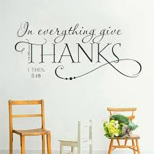>134 best christian wall art images on pinterest christian wall decor  family bless everything give thanks bible quote wall decals classic christian wall decor