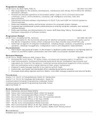 Transform Military To Civilian Resume Examples Infantry For