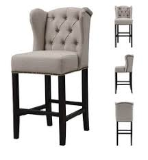 Cozy Luxury bar stools http://www.cottagerowfurniture.com