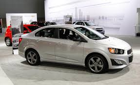 2014 Chevrolet Sonic Specs and Photos | StrongAuto