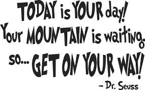 Image result for oh the places you'll go quotes