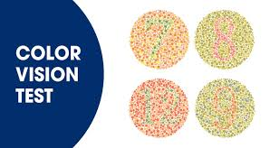 Those with protanopia cannot see the numbers in each colored circle. Color Vision Online Test Stanton Optical