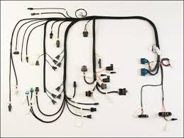 howell wiring harness solidfonts 131 0803 14 z howell fuel injection amc v8 kit wiring harness