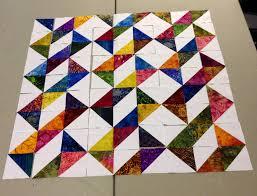 Half Square Triangle Quilt Designs Half Square Triangle Layout Half Square Triangle Quilts