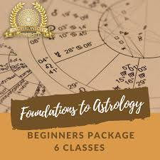 Foundations To Astrology Beginners Package
