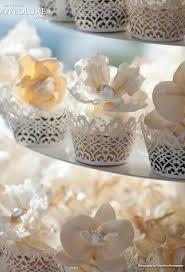 Stylish Wedding Cupcakes Weddings Romantique