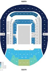 Spurs Stadium Seating Chart My Tottenham Hotspur Ticket And Hospitality Options