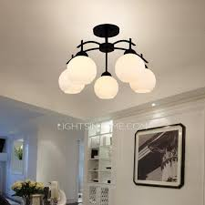 kids room ceiling lighting. modern 5light semi flush ceiling light 3039w for kids room lighting o
