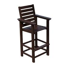 Adirondack Bar Ny Polywood Height Chair Stool Plans Style