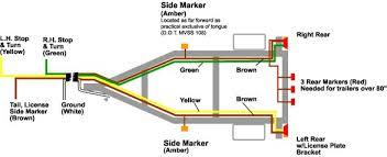 best 20 trailer light wiring ideas on pinterest rv led lights Trailer Diode Wiring Diagram trailer pigtail wiring diagram google search trailer diode wiring diagram