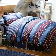 keaton stripe sheet set pbteen in striped duvet cover sets remodel 3