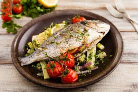 cooked fish images. Simple Fish Healthy Fish Guide To Seafood Cooking Times And Cooked Fish Images K