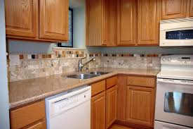 Kitchens With Oak Cabinets And White Appliances Paris Tips Design