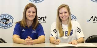 Kentucky All-State center-mid commits to Lady Cougars   University of Saint  Francis (IN) Athletics