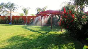 Outdoor Entertaining Is Cooler Than Ever With Misting Systems Backyard Misting Systems