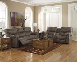 Leather Reclining Living Room Sets Valuable 10 Reclining Living Room Furniture On Room Sets Ashley