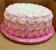 My Baby Girl 1st Birthday Cake Yelp