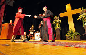 Bishop Stang pauses to recognize 10,000th grad - News - southcoasttoday.com  - New Bedford, MA