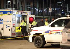 dead injured in vaughan stabbings toronto star one man is dead after a double stabbing in vaughan near highway 400 and