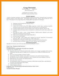 Production Operator Resume Sample Resume Sample Manufacturing