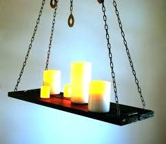 hanging candle chandelier wrought iron with regard to most recent chandeliers non electric c