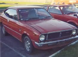 1980 Toyota Corolla SR coupe Ohakea 1990 | My Past Cars
