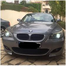 BMW 530i look M5 for sale for 11500$ by sate3nassar | Elmazad