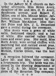 Helen Avery Wedding2 - Newspapers.com